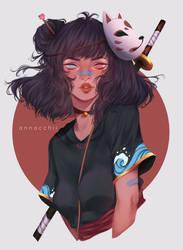 DTIYS : Mask