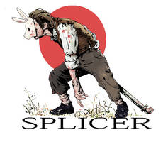 Splicer in Bioshock by gharly