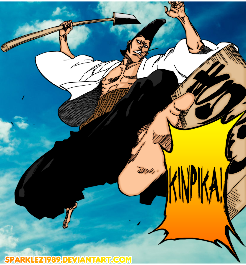 Bleach Chapter #588 By SparkleZ1989 On