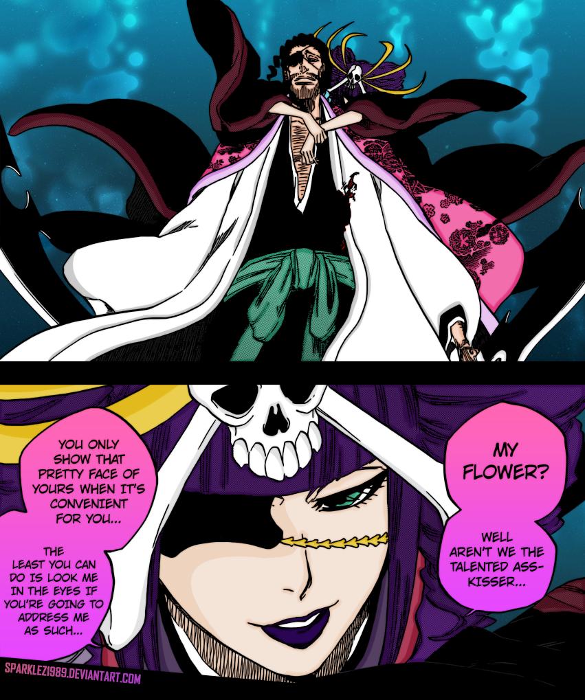 how tall is shunsui kyoraku