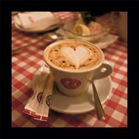 Coffee Heart by Ilman-Lintu