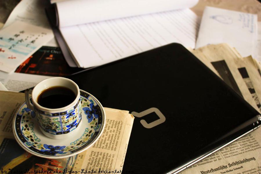 Coffee-Break by Ilman-Lintu