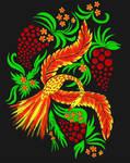 Firebird for Evie by Ilman-Lintu