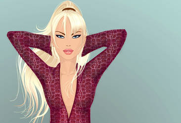 blond by dianaisner