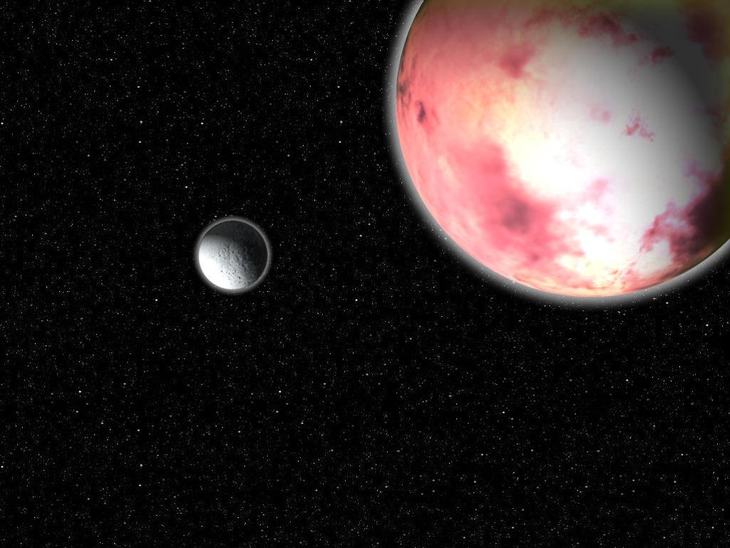gas giants moons - photo #16