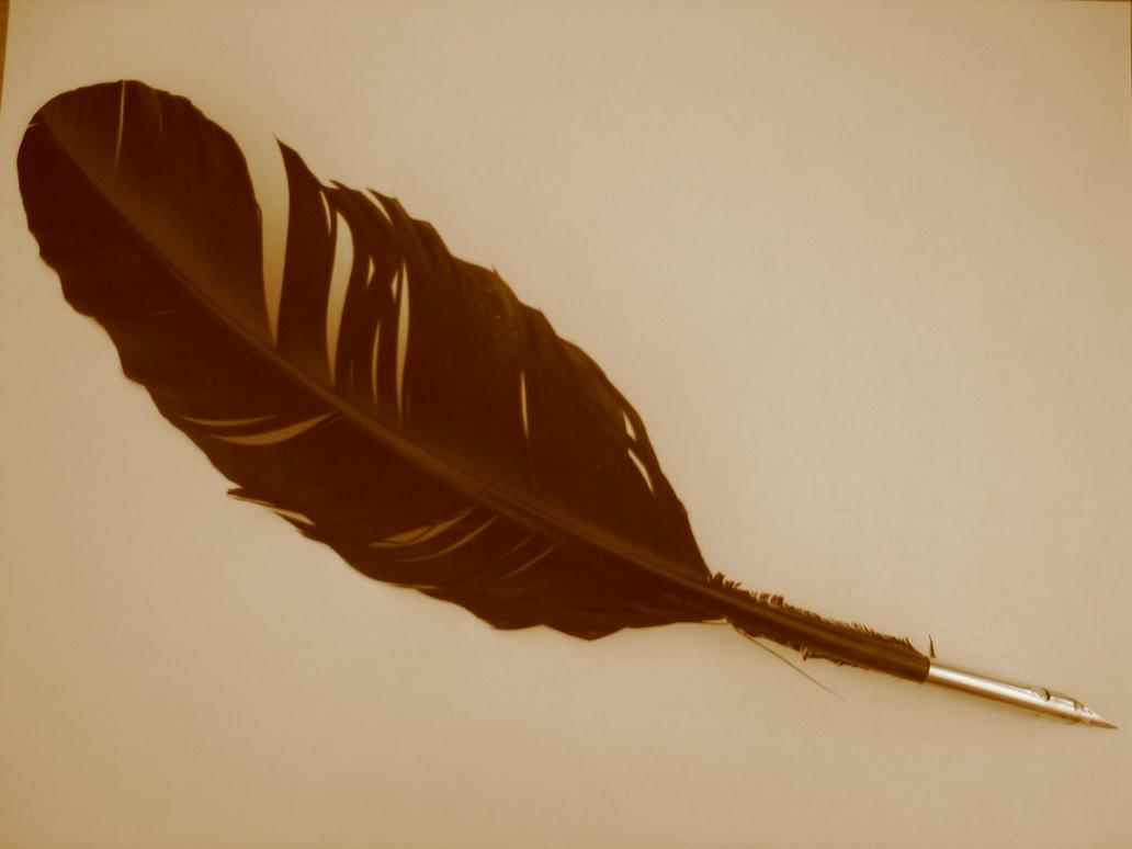 quill pen wallpaper - photo #6