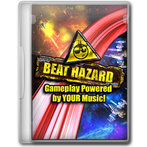 PC Game Icon - Beat Hazard by skirill82 on DeviantArt