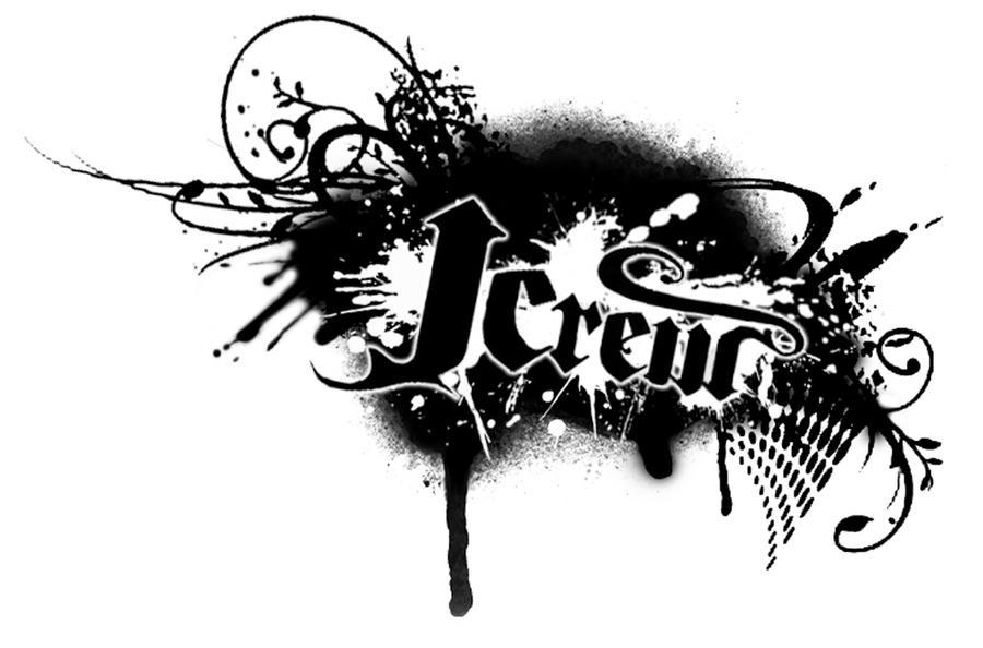 J Crew Factory Logo Crew 2008 desig...