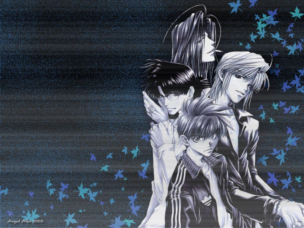 Saiyuki is my current rant by solitary-rose