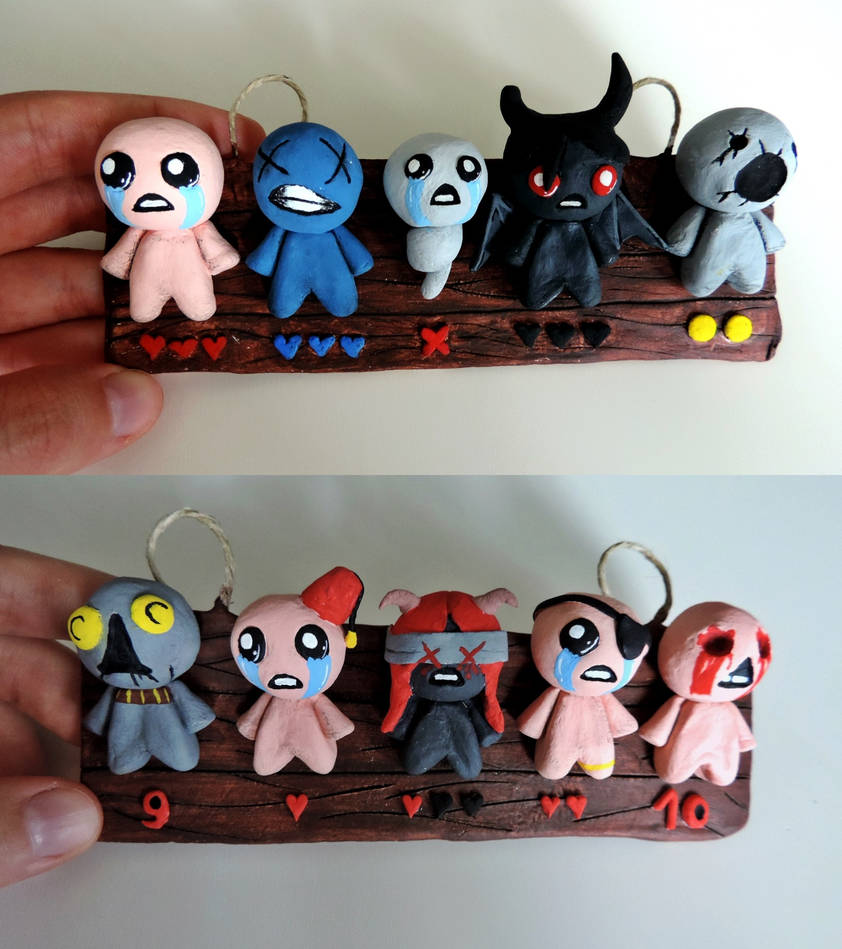 The Binding Of Isaac Characters: The Binding Of Isaac Characters By Elegoth On DeviantArt