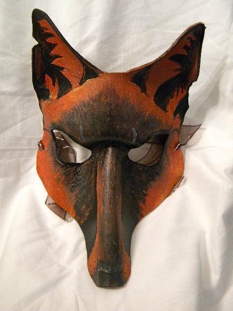 cross fox mask 2 by strayarya on deviantart