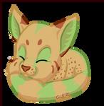 Wyldcat Chibi by StrayArya