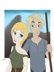 Nostalgia: Savanna and Tannin by StrayArya
