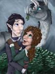 Nostalgia: Morthgar, Dustin, and Ryley by StrayArya