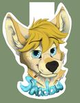 Shadow Badge by StrayArya