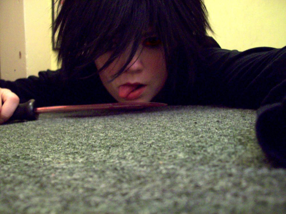 The Sadist by Lness-chan
