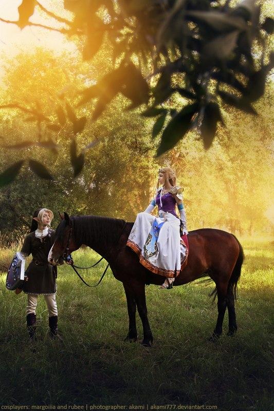 Walk on horseback by MargoIIIa