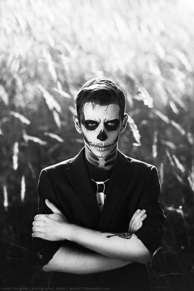 I'm the darkness by MargoIIIa