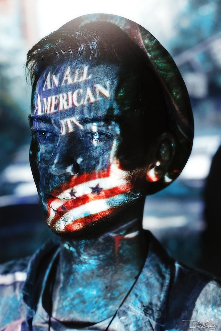 American Oxygen by MargoIIIa