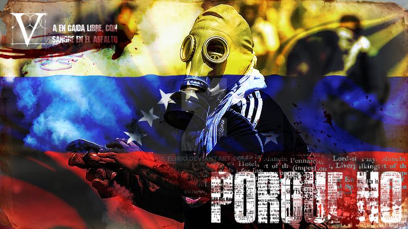 Venezuela by Elirio