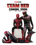 Team Red Poster concept