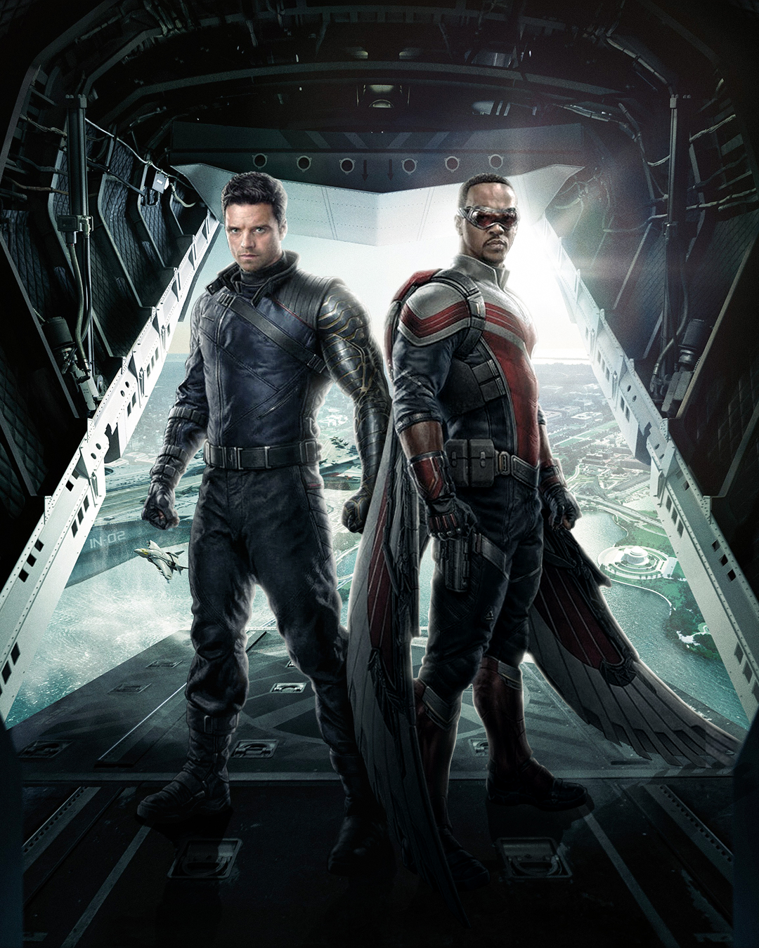 The Falcon and The Winter Soldier concept