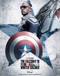 Falcon as Captain America by rahalarts by rahalarts