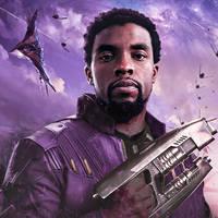 Chadwick Boseman as Star Lord