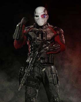 Deadshot concept