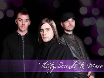 30 Seconds to Mars Wall 311 by martiansoldier