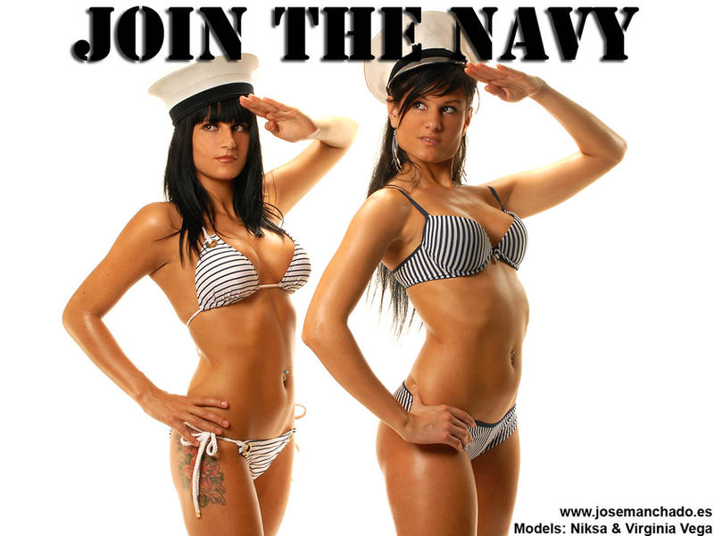 Join the Navy wp by josemanchado