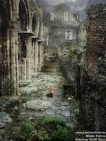 Dark Alley by josemanchado
