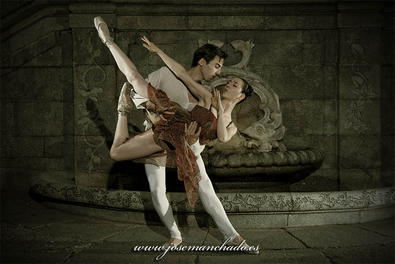 Romeo and Julieta ballet 05 by josemanchado