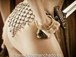 warrior detail by josemanchado