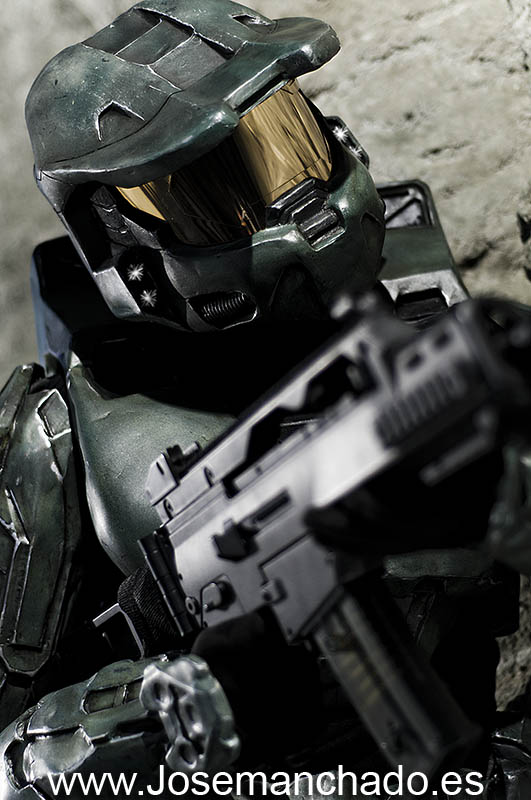HALO master chief 03 by josemanchado