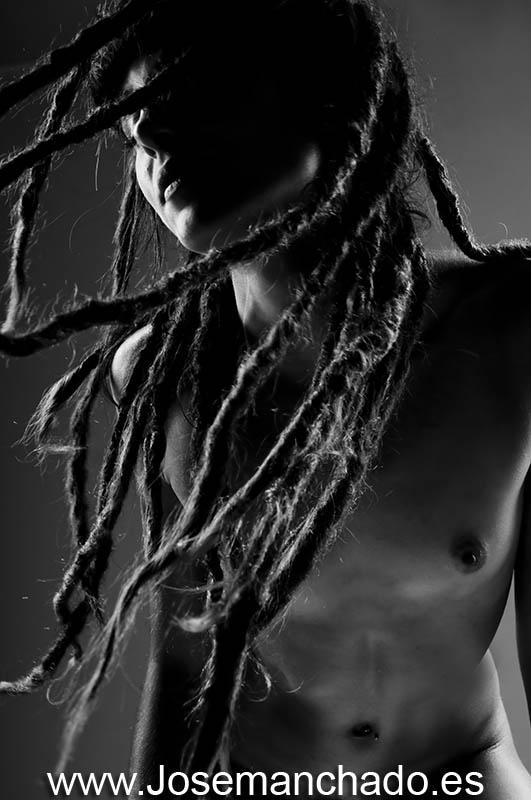 El arte del Desnudo fotografico - Jose María Manchado