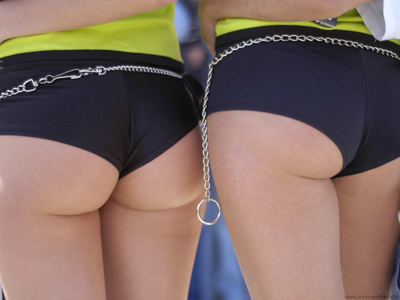 2 female ass by josemanchado