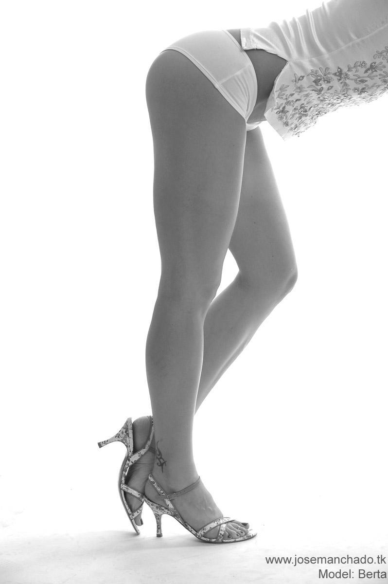 Berta - Nice legs by josemanchado