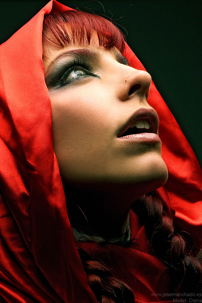 Diana - red by josemanchado