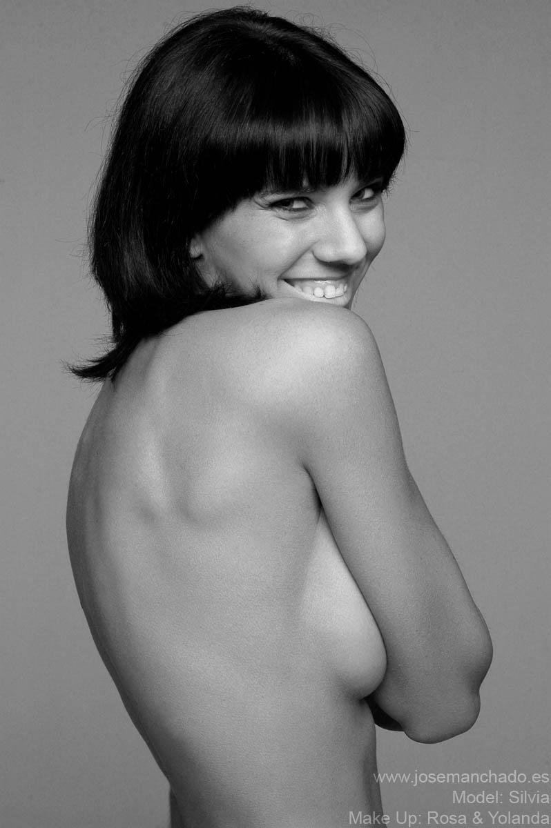 Silvia - Sexy smile by josemanchado