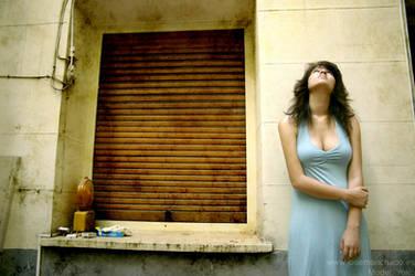 Yoko - watch the skies by josemanchado