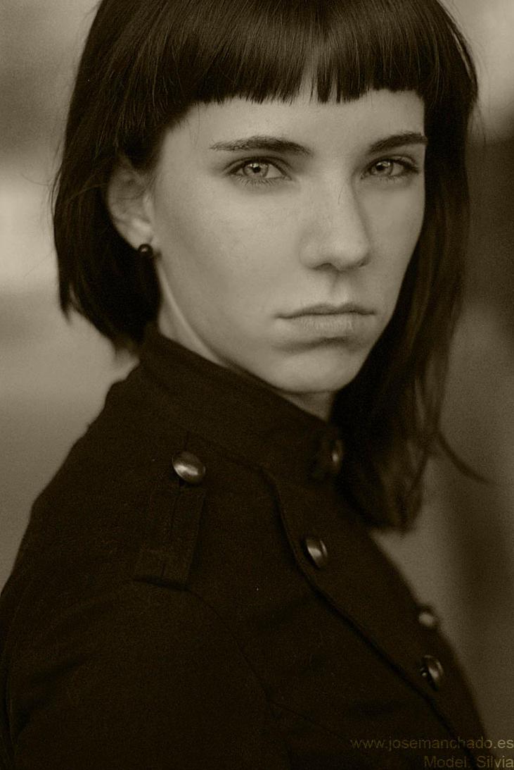Silvia - angry by josemanchado