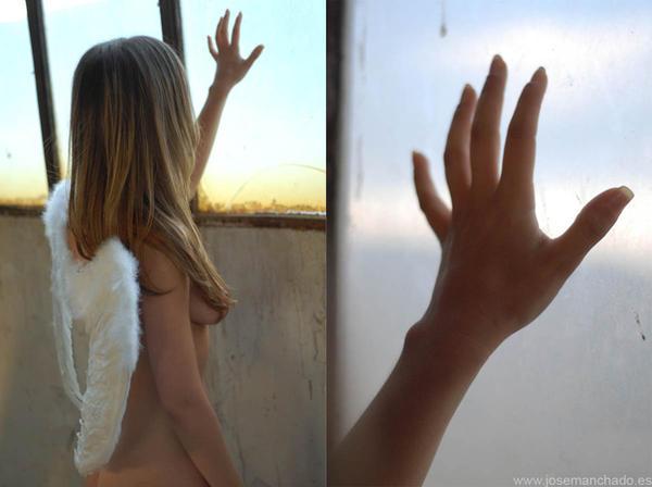 touch like angel of death by josemanchado