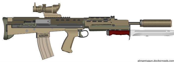 Image result for SA80 A2 ACOG