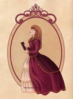 Victorian dress by Nimphradora