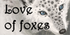 Love of foxes icon by Nimphradora