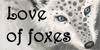 Love of foxes icon by Nimphradora