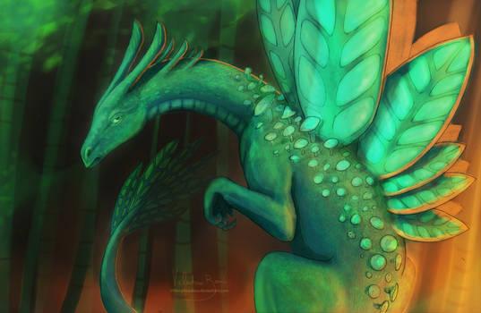 Elusive firefly by Nimphradora