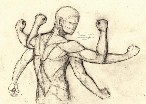 Anatomy practice by Nimphradora