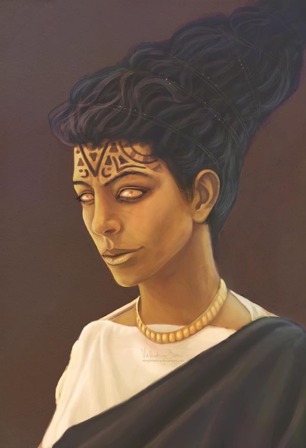 Portrait by Nimphradora